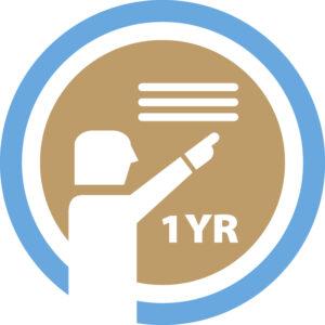 Donatie Opleiding (1 jaar)